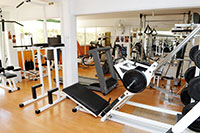 Paphos Alkionest-Hotel apartment-Gym